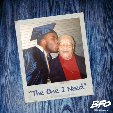 The One I Need - Album Cover