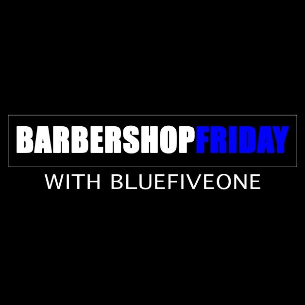 Barbershop Friday Logo - FB